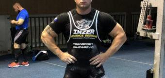 Samiru Ademoviću zlato na takmičenju u powerliftingu u Slovačkoj