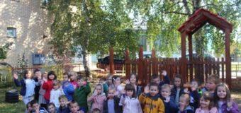 Novi mobilijar u dvorištu Vrtića Ilijaš – poklon Općine Ilijaš