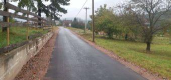 Asfaltirane dionice lokalnih puteva u Luci i Gornjoj Karauli