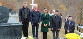 Katolici obilježavaju blagdan Svi sveti – delegacija Općine Ilijaš posjetila groblja