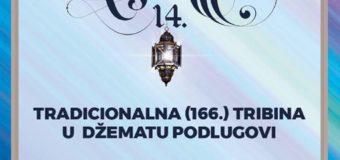 U nedjelju u Podlugovima 166. tradicionalna tribina