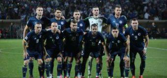 Beč: BiH protiv Austrije u posljednjoj utakmici Lige nacija