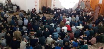U Gradskoj džamiji Ilijaš održana mevludska svečanost uz predavanje glavnog imama hafiza Kenana Musića