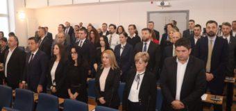 Konstituiran novi saziv Skupštine Kantona Sarajevo