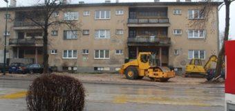 Počeli radovi na izgradnji parking prostora u Ilijašu