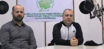 """Adem Alić i Adis Duraković  za Radio Ilijaš o koncertu """"Večer najljepših ilahija"""""""